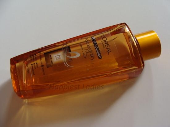 Loreal Paris 6 Oil Nourish Extraordinary Oil