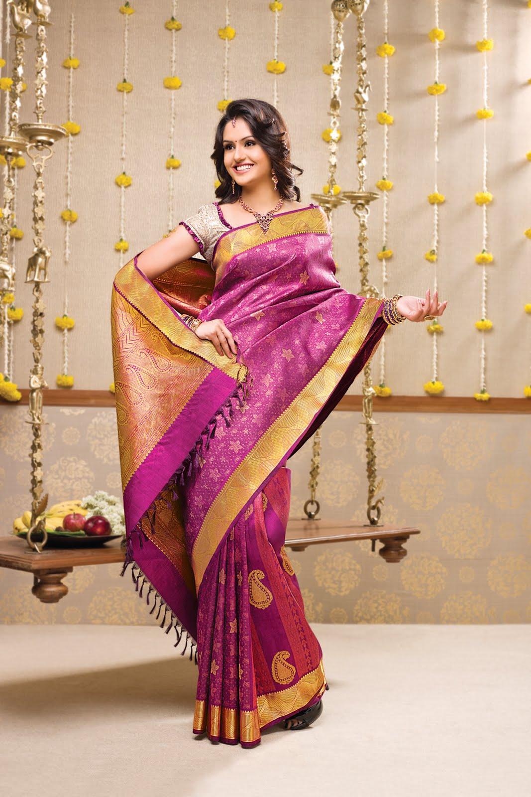 Bridal Designer Sarees In Rmkv
