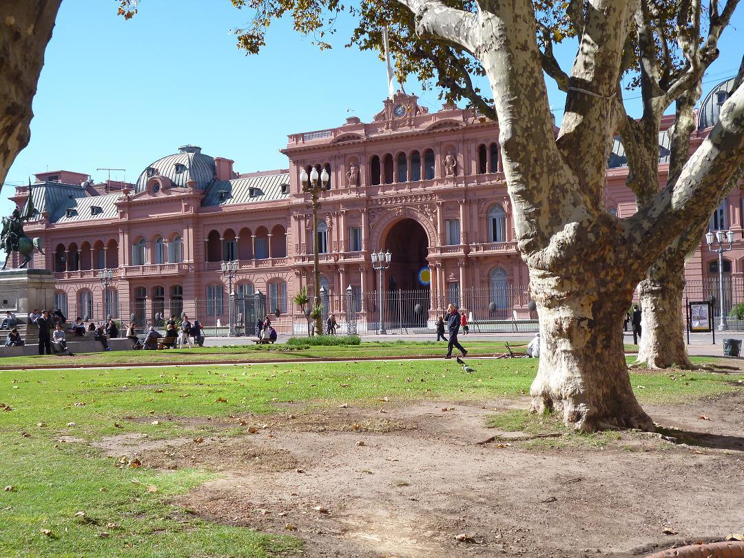 Escuela domiciliaria n 2 visita a plaza de mayo Casa de musica belgrano