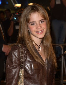 Emma Watson Long Hairstyles Straight