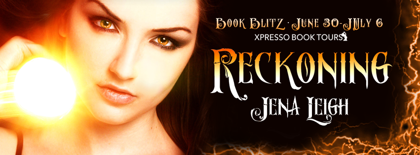 Reckoning Book Blitz