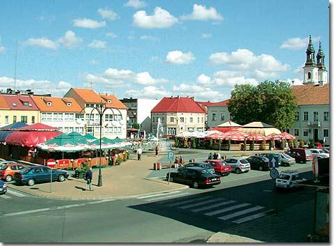Livets hårda skola: Wielun. (Polen)