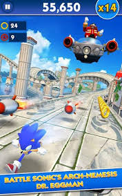 Sonic Dash 2.3.0.Go APK Android