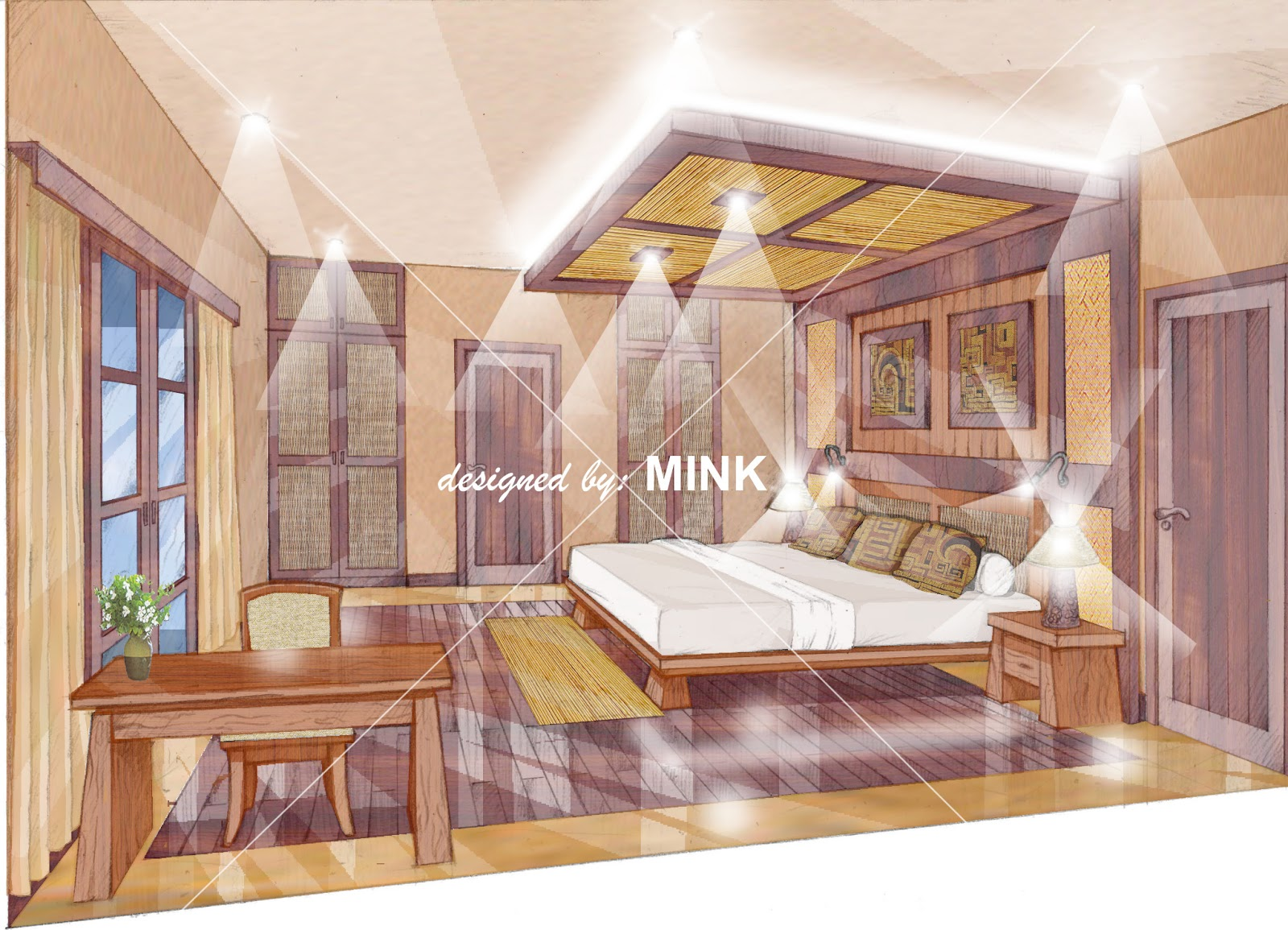 Area bali design tropical interior design for private for Tropical interior designs