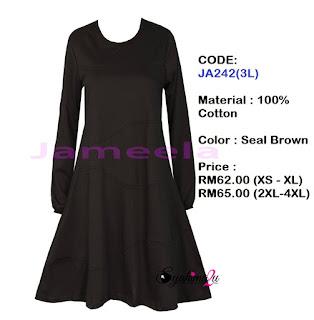 T-shirt-Muslimah-Jameela-JA242(3L)