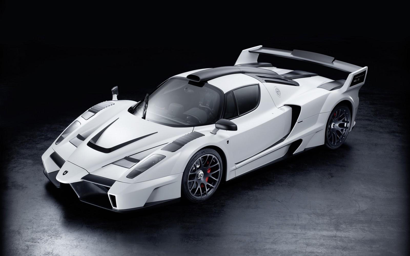 Gemballa MIG-U1 Car || Top Wallpapers Download .blogspot.com