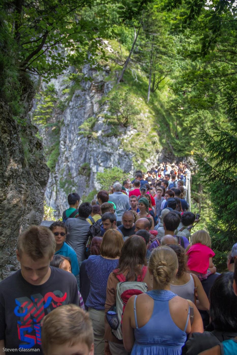 Maria's bridge hohenschwangau