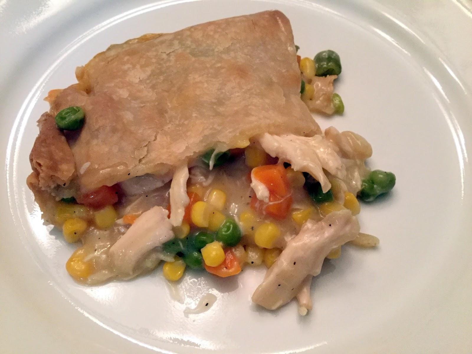 Freezer Friendz: Chicken Pot Pie by Jackie