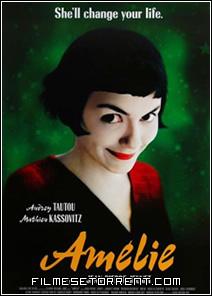 O Fabuloso Destino de Amélie Poulain Torrent Dual Áudio
