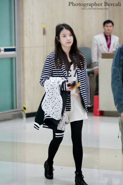 Airport Fashion IU