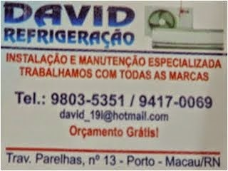 DAVI REFRIGERAÇÃO