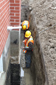 Aquaseal Licensed Basement Waterproofing Contractors Ontario 1-800-NO-LEAKS or 1-800-665-3257