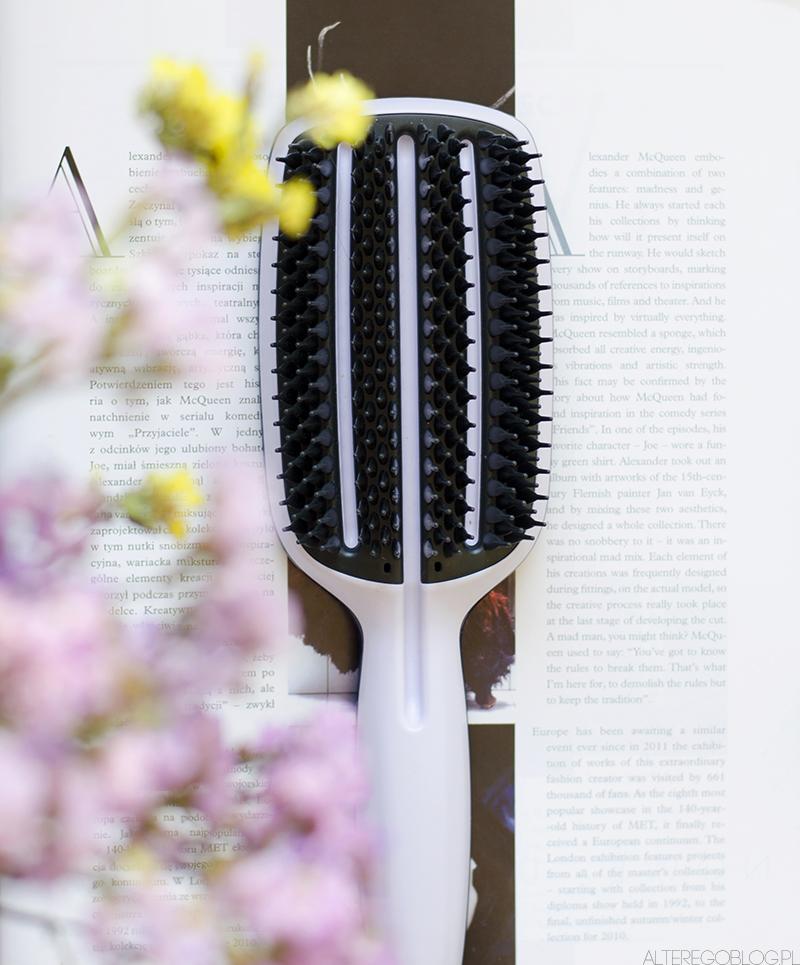 Szczotka Tangle Teezer Blow Styling do modelowania włosów | Hit czy kit?