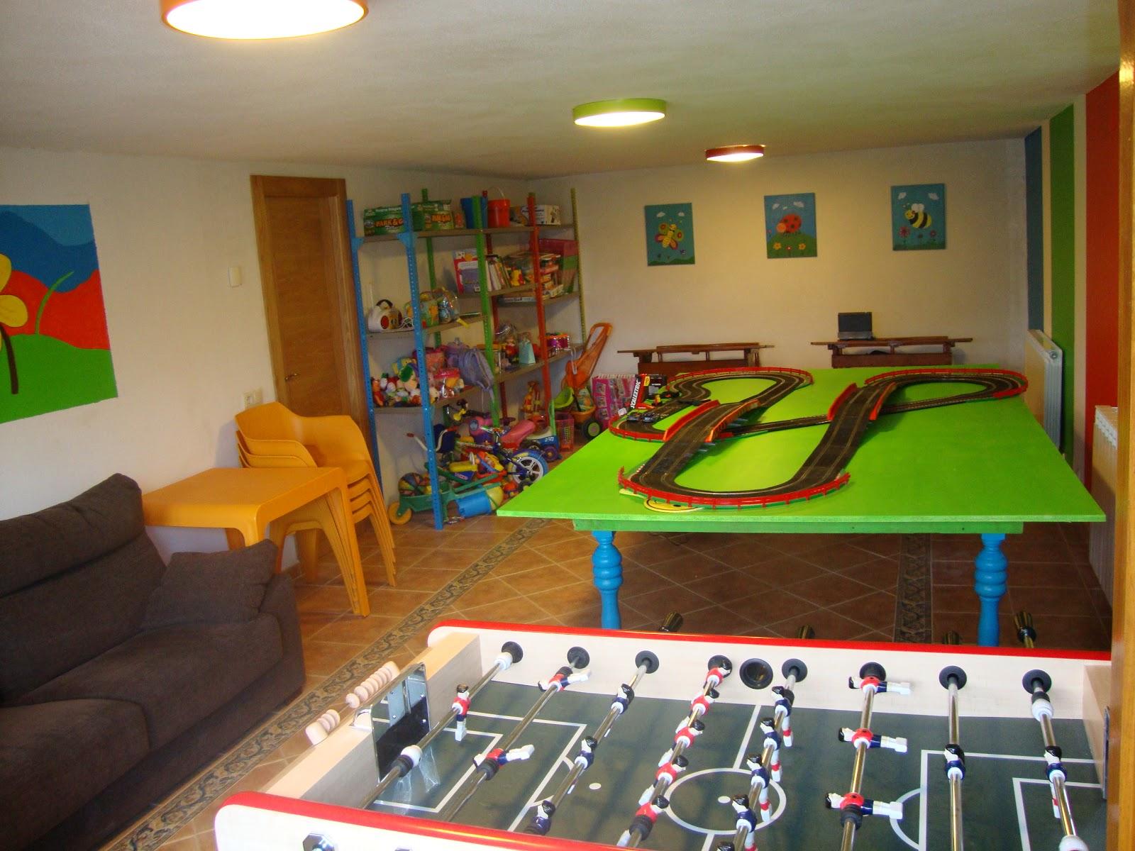Turismo rural en navarra pierdete en casa rural - Casas de juego para ninos ...