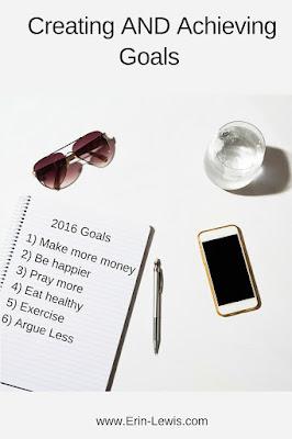 Goals 2016  Achieve