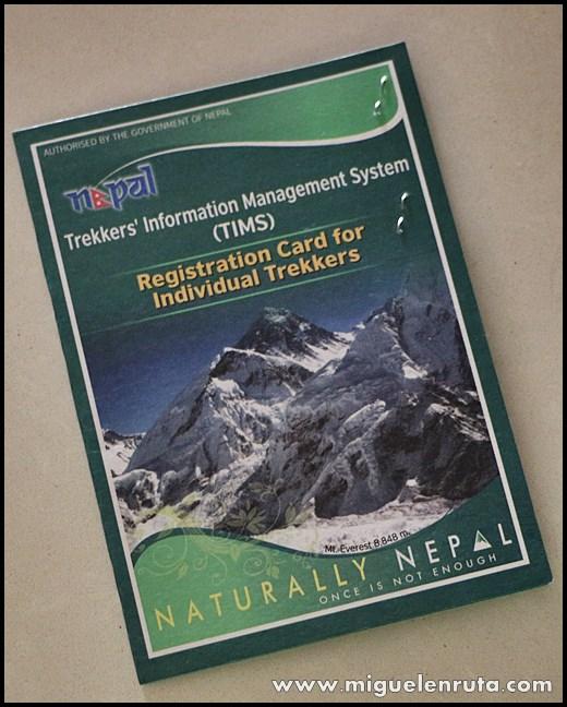 TIMS-Control-Trekkers-Nepal