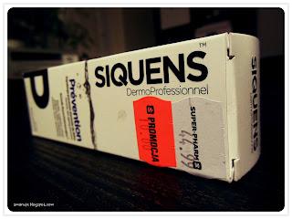 Siquens – Prévention –Krem pod oczy [recenzja]