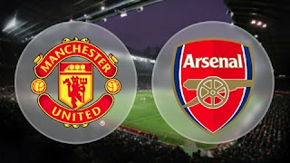 Susunan Pemain Manchester United vs Arsenal