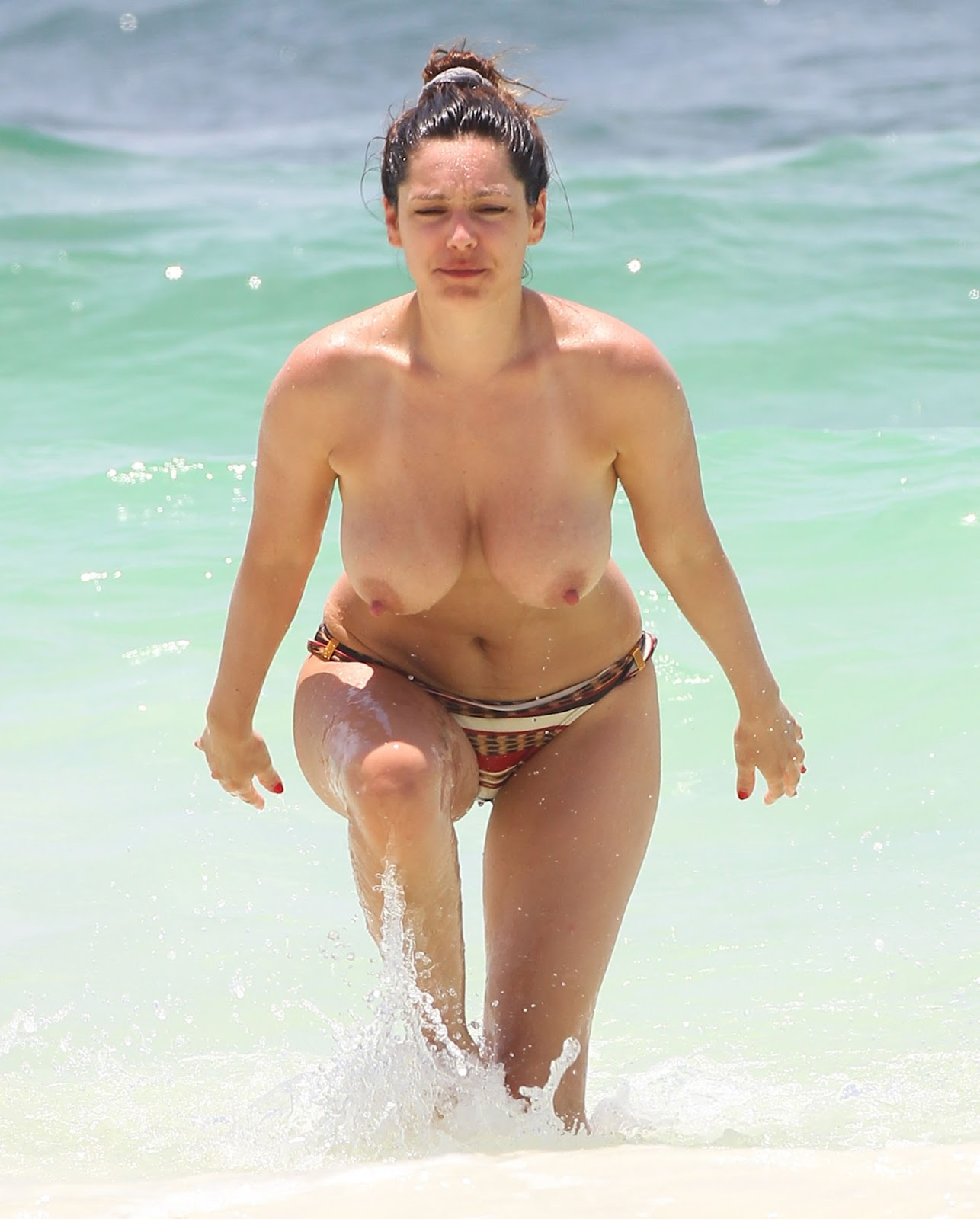 Nude kelly beach brook