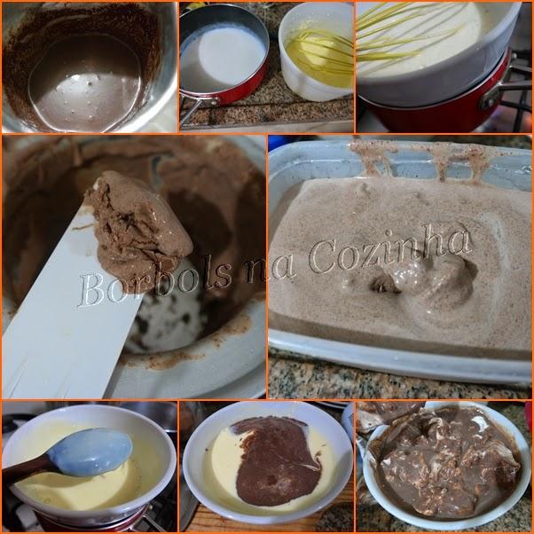 Sorvete de Chocolate 70% cacau com aroma de avelã