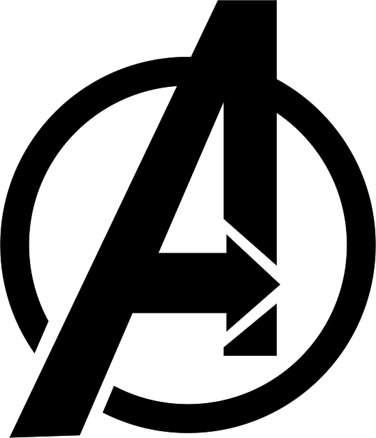 denizignkos freebies the avengers logo vector free