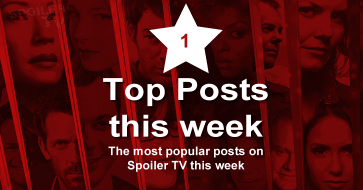 Top Posts of the Week - 1st June 2014