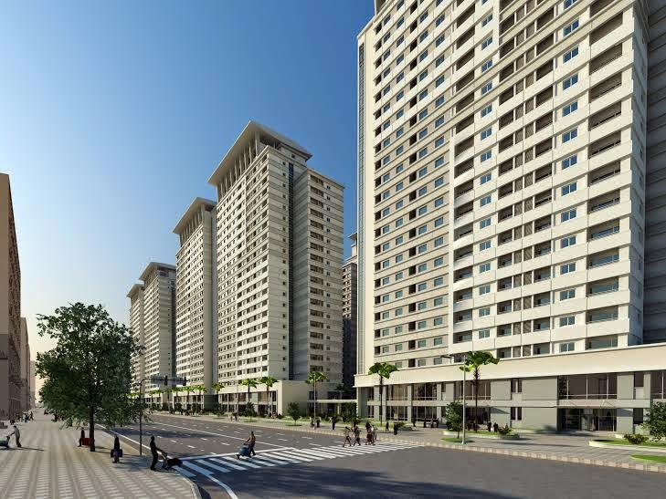 Chiết khấu 4% cho khách hàng mua căn hộ Tiểu khu ParkView Residence trong tháng 5