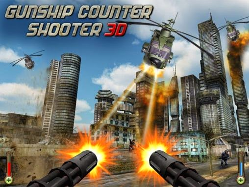 Gunship counter shooter 3D