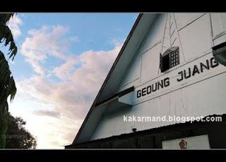 Foto Gedung Juang di Palu