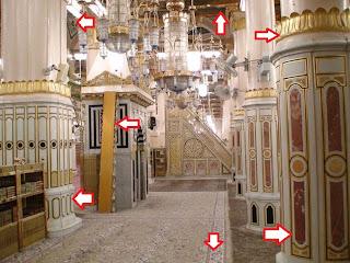 Rahsia Masjid Nabi Yang Di Sembunyikan Oleh Pihak Tertentu Dari Umat Islam Seluruh Dunia