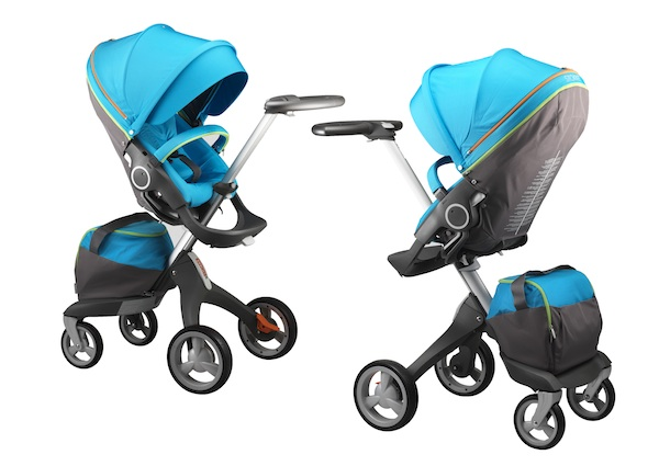New blue Stokke Xplory