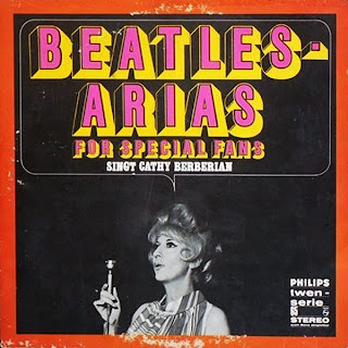 Cathy Berberian – Beatles-Arias · For Special Fans (1967)