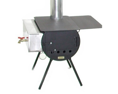 Cylinder Stoves Hunter Stove Package