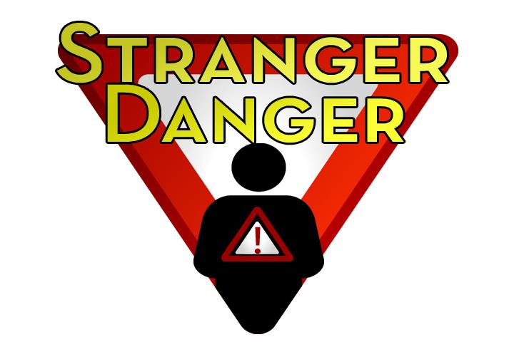 stranger danger globster | Publish with Glogster!