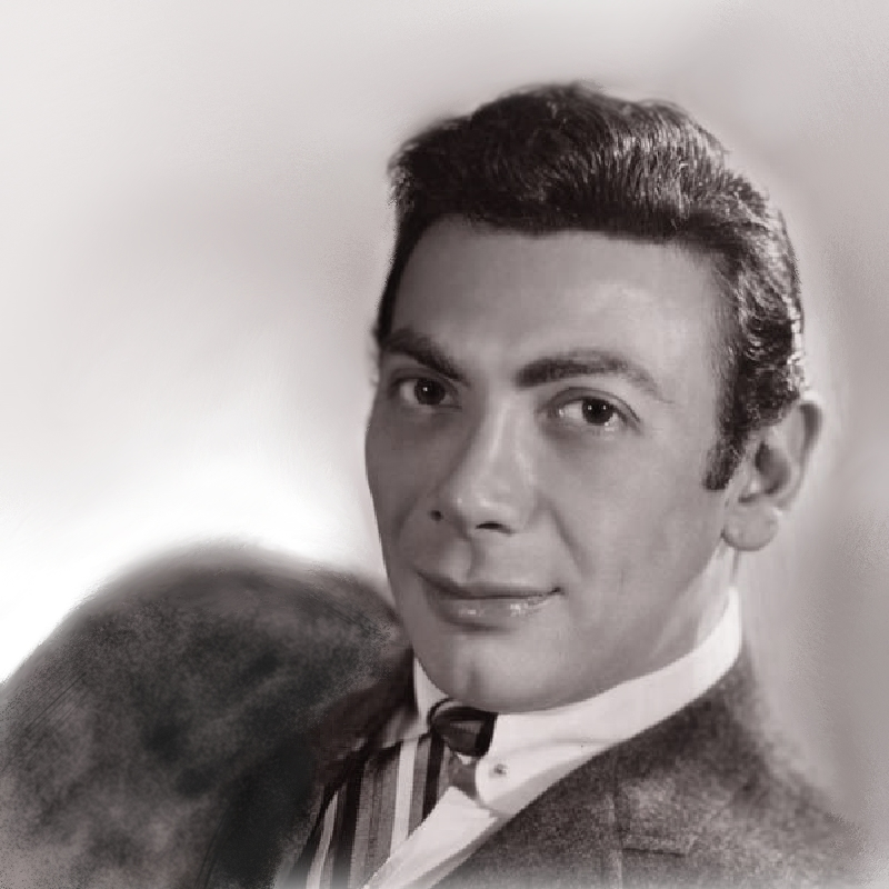 ed ames height