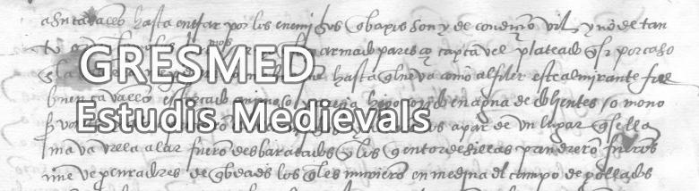Estudis Medievals (GRESMED)