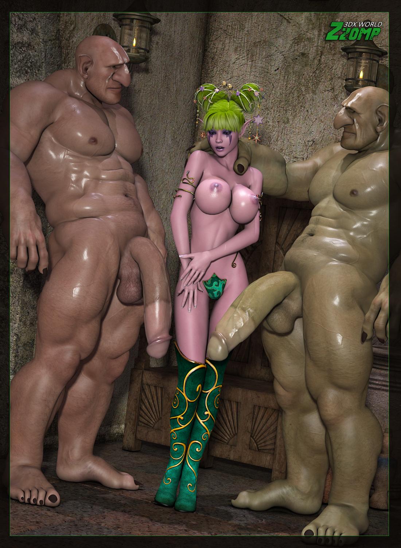 3d troll adult porno gallery