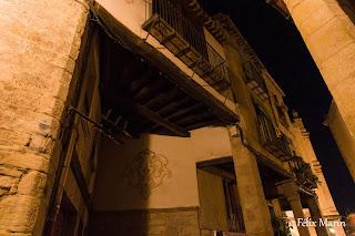 un rincon en las calles de Solsona