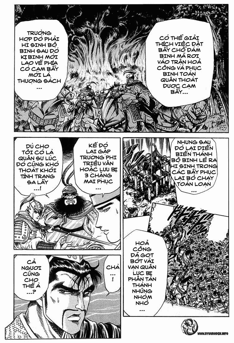 Chú Bé Rồng - Ryuuroden chap 4 - Trang 10