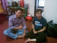 Bertemu Pembeli Waring Untuk Peternakan Bebek dari Cikupa Tangerang