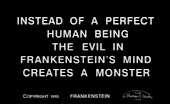 Frankenstein - 1910