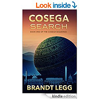 Cosega Search by Brandt Legg