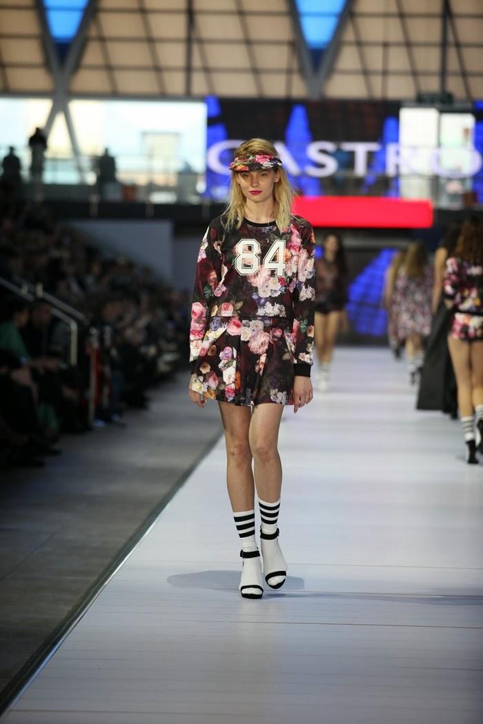 בלוג אופנה Vered'Style תצוגת האופנה של קסטרו - אביב קיץ 2014