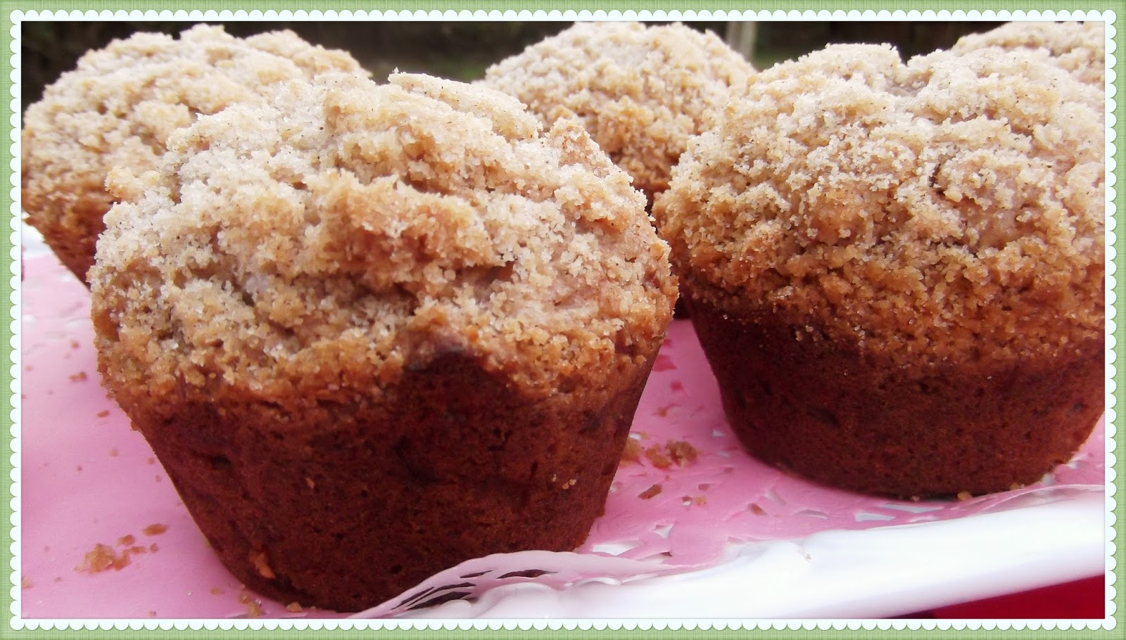 Rosie's Country Baking: Apple Pie Muffins