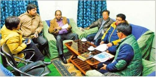 GJM Calls Off Electricity Office Strike  WBSEDCL to revise generated electricity bills in Darjeeling hills
