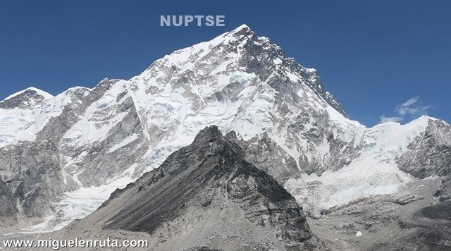 Nuptse-Glaciar del-Khumbu
