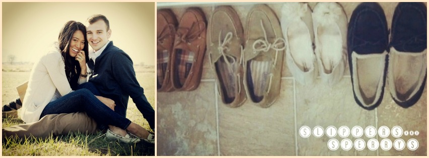 slippers & sperrys.