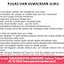 Contoh Format TUGAS DAN KEWAJIBAN GURU Terbaru Tahun Pelajaran 2015-2016 [www.operatorsekolah.com]