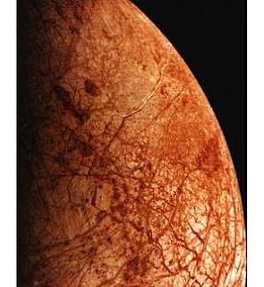 Europa luna de Júpiter