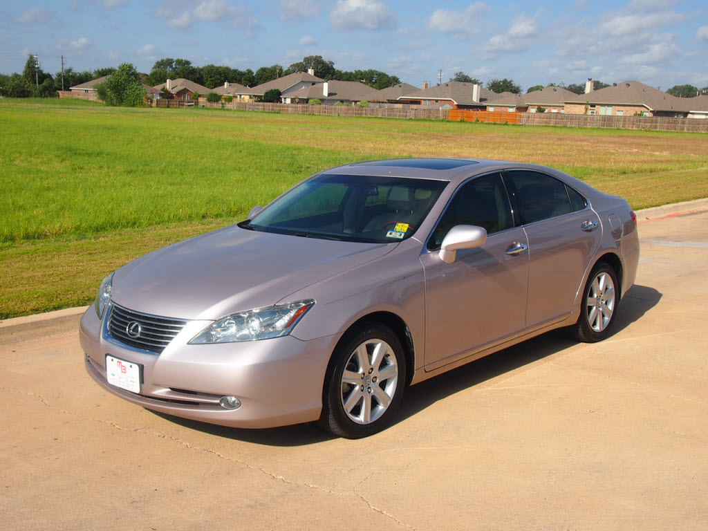 for sale 26 988 2009 lexus es 350 sedan call troy young 817 243 9840 tdy sales new lifted. Black Bedroom Furniture Sets. Home Design Ideas
